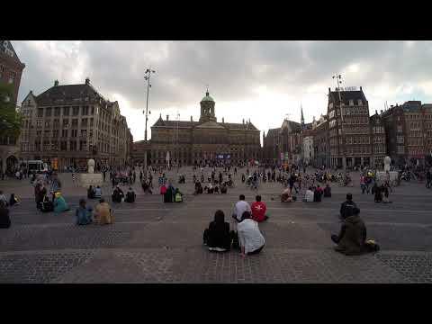 Amsterdam - Royal Palace on The Dam