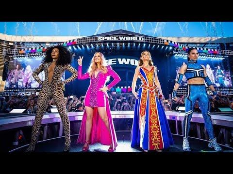 Spice Girls - Spice World Tour 2019 letöltés