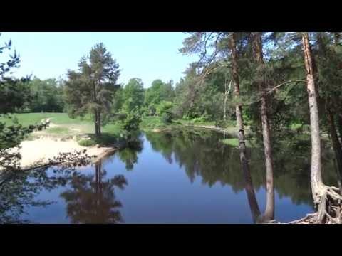 Река Нерская #2. Самая красивая река Подмосковья