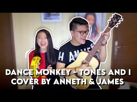 DANCE MONKEY (TONES AND I) ANNETH DELLIECIA ft JAMES ADAM.mp3