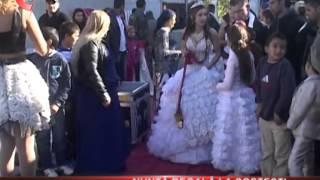 A fost nunta mare sambata la Costesti cu sute de invitati la Palatul de Arama.