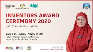 #smartMalaysia Inventors Awards Ceremony : smartMalaysia SAM Labs STEM Challenge 2020