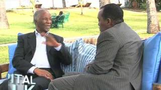 Capital Talk Thabo Mbeki part 1 of 4
