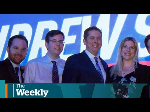 Andrew Scheer's data genius | The Weekly with Wendy Mesley