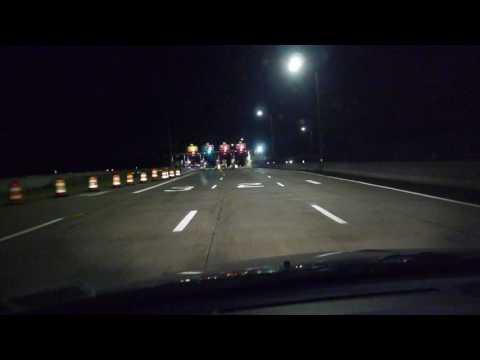 Truck EZ Pass (Northbound near exit 14 I-87)