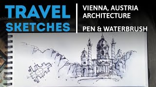 Drawing Architecture in Vienna