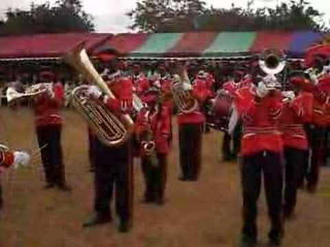 christ prince of peace school brassband(Ghana-Ho)