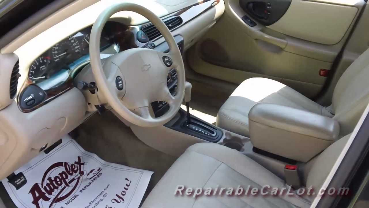 2003 Chevrolet Malibu Ls V6 4dr