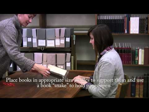 KU Libraries - Spencer Research Library Tutorial