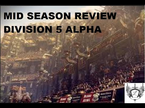 REL 5-Alpha Mid Season Review