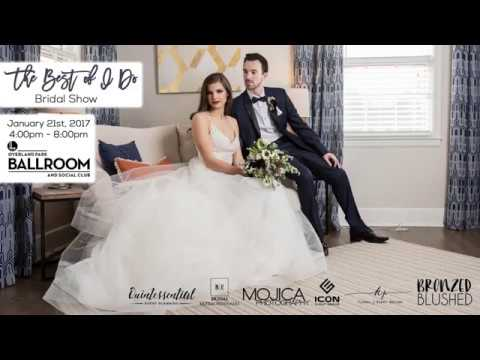 The Best Of I Do Bridal Show Promo
