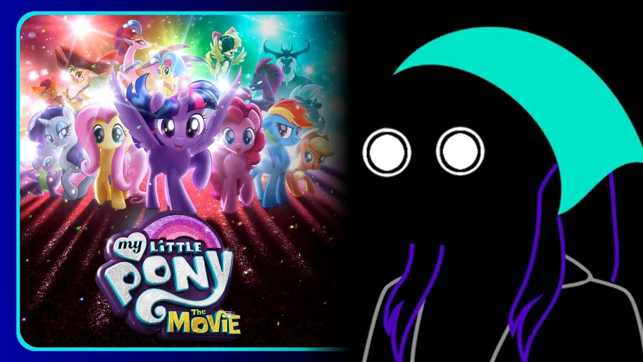 My little pony at the cinema: cartoon review