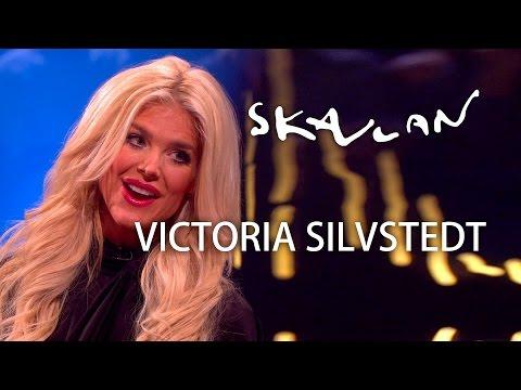 Supermodel Victoria Silvstedt dumped Donald Trump  Skavlan