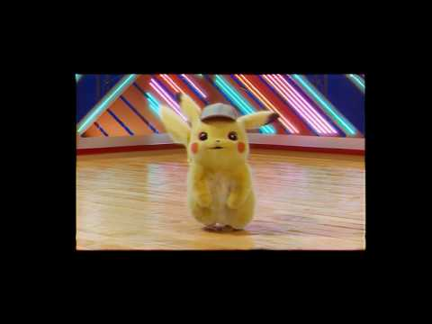 Pikachu Say Hi High