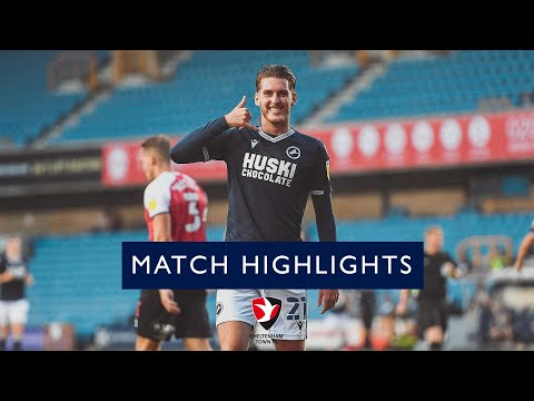 Millwall Cheltenham Goals And Highlights