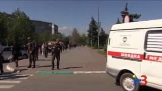 В Черноморске прошли масштабные учения