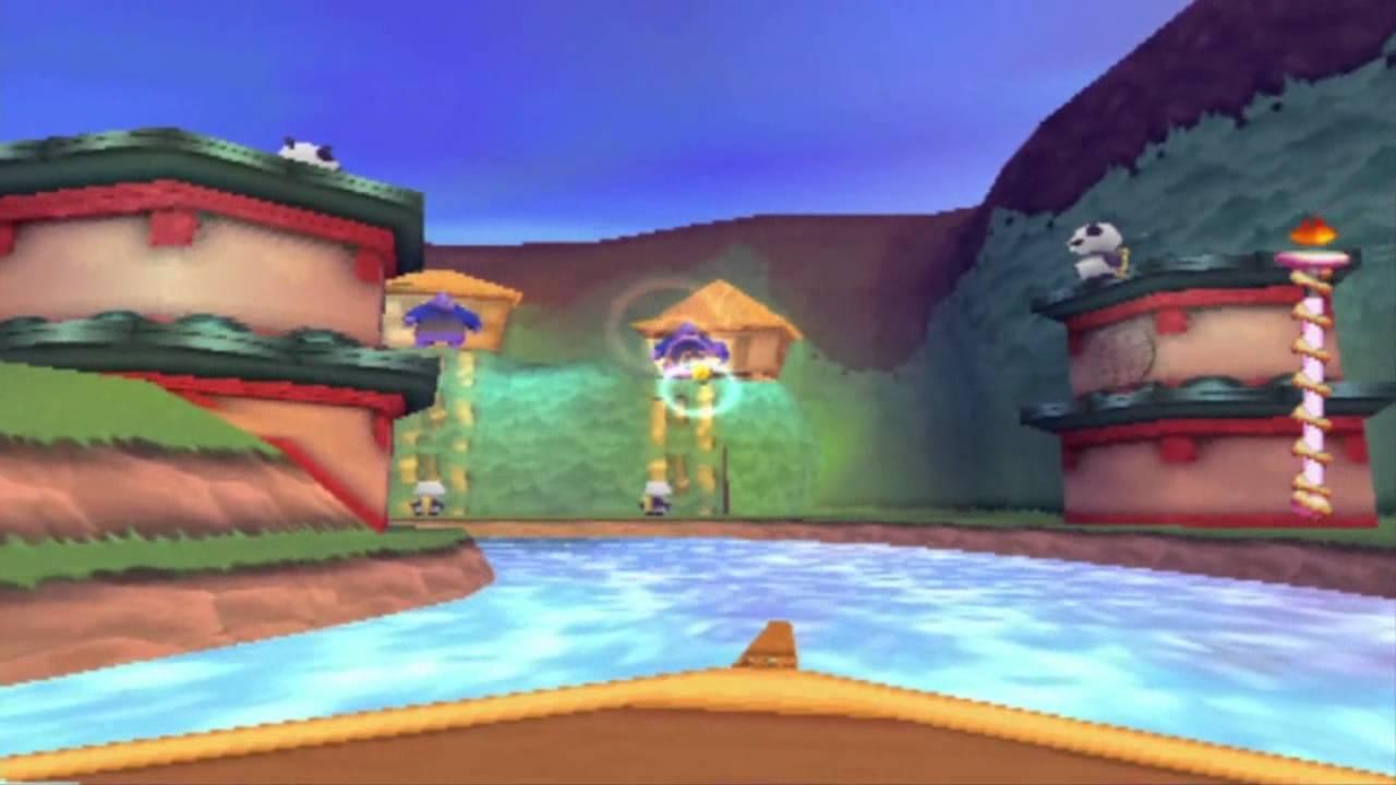 Spyro Year Of The Dragon Jardins De Midi Jardins De Bambous Partie 1