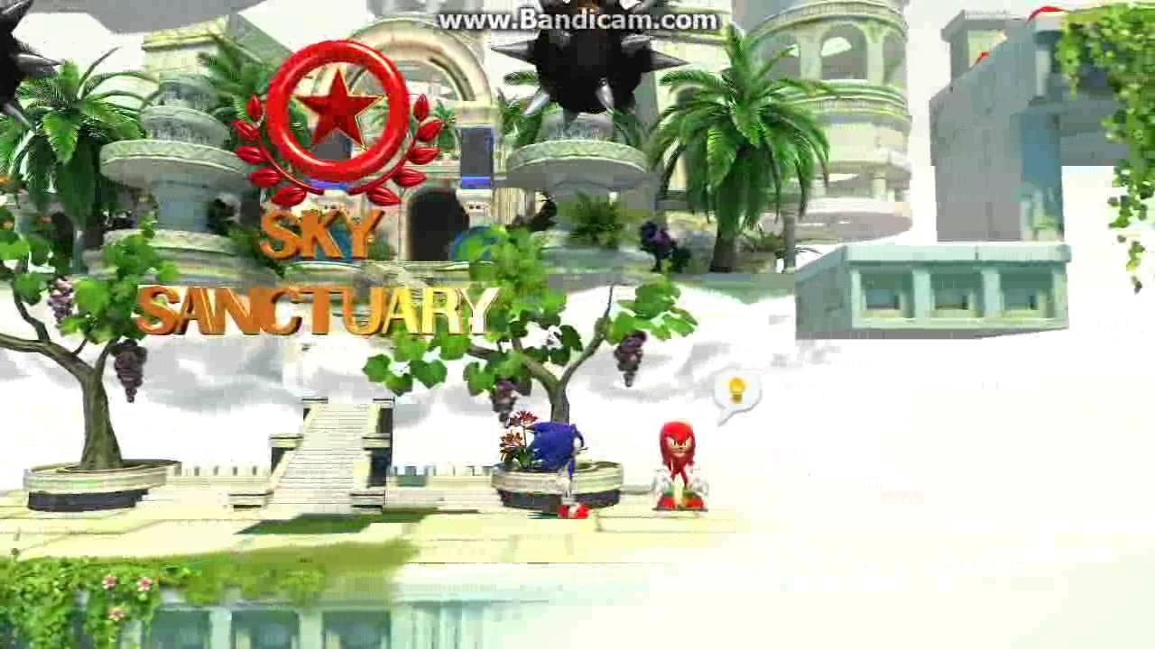 Sonic Generations: The Short Acts Mod Project: Genesis Era Hub World