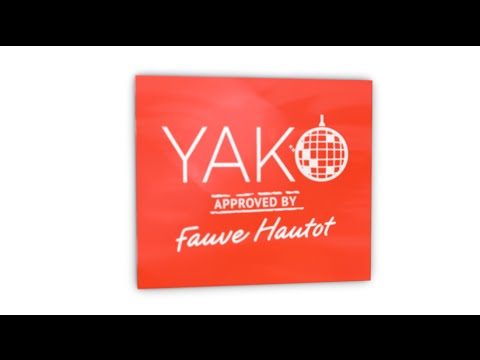 Yako approved by Fauve Hautot - L'Orange Bleue Mon Coach Fitness