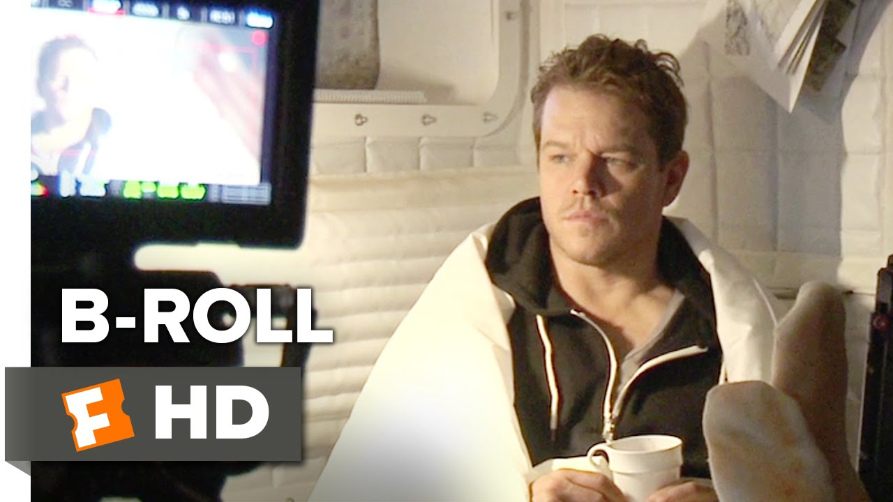 Download The Martian B-ROLL 1 (2015) -  Matt Damon, Jessica Chastain Movie HD