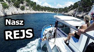 Cassis - Rejs Po Zatokach Parku Calanques (Vlog #152)