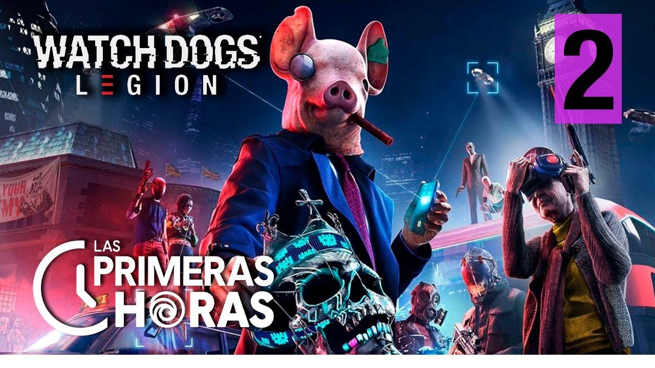 Watch Dogs Legion - Las Primeras Horas Parte 2