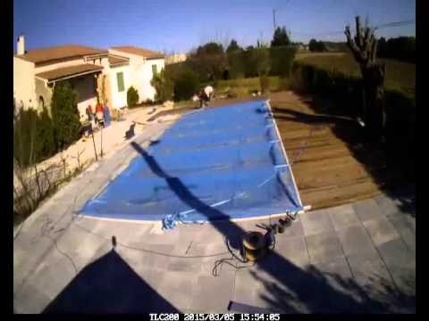 Am nagement autour d 39 une piscine youtube for Une piscine