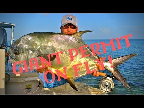 Flyfishing Permit Florida Keys