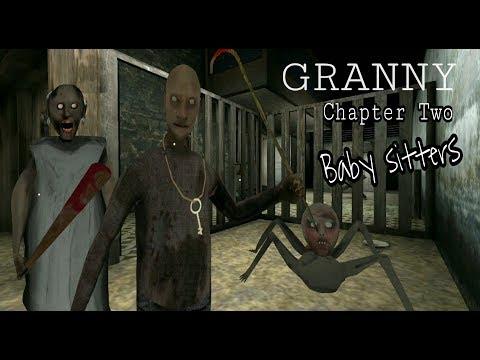 Si Kakek sama si Nenek Jadi Baby Sitter - Granny Chapter Two v 1.0 from YouTube · Duration:  15 minutes 51 seconds