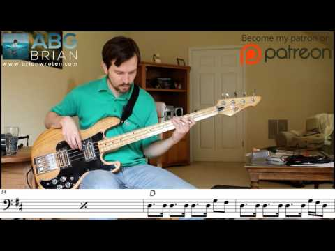 The Who - The Seeker - Bass Transcription