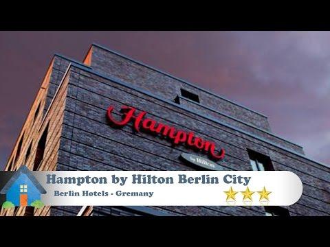 Hampton By Hilton Berlin City West - Berlin Hotels, Germany