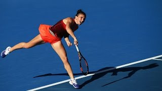 2016 Apia International Sydney Quarterfinal WTA Highlights