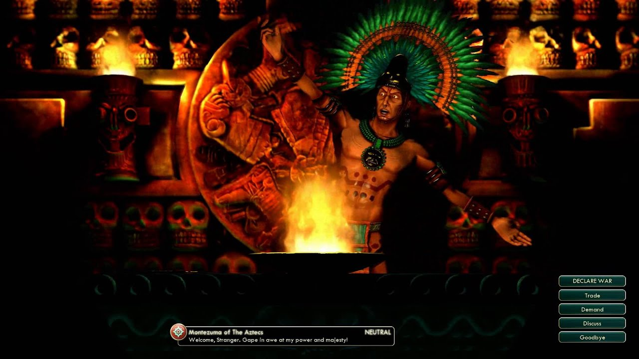 trade in the aztec civilization Unit 9 - aztecs & incas they fought to conquer new lands and people, bringing more tribute and trade goods to enrich the aztec civilization the middle class.