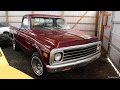 1971 Chevrolet C10 Shortbed Pickup V8 at Country Classic Cars