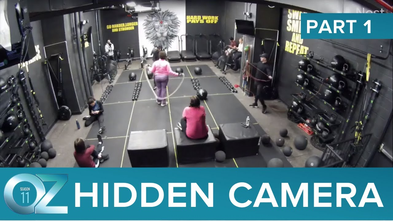 Hidden Camera Health Strings - Part 1