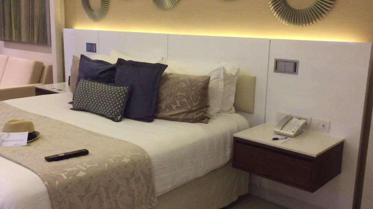 Royalton Riviera Cancun - Luxury Jacuzzi Suite with Terrace Jacuzzi ...
