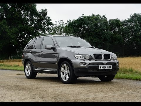 2004 bmw x5 3 0 sport video review starting youtube. Black Bedroom Furniture Sets. Home Design Ideas
