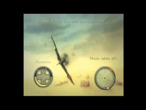 Blazing Angels Squadrons Of WWII Part 5 Desert Reconnaissance Walkthrough Wii)
