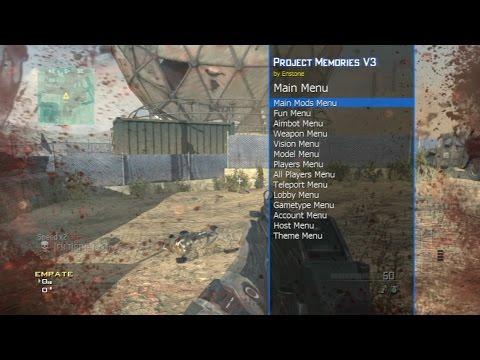 MW3 Project Memories V3.8 - CEX & DEX (2015)!