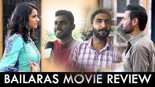 Bailaras Movie Reviews | Binnu Dhillon | Prachi tehlan