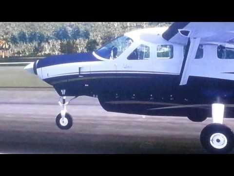 Tahiti Raiatea Airport Approach Fsx