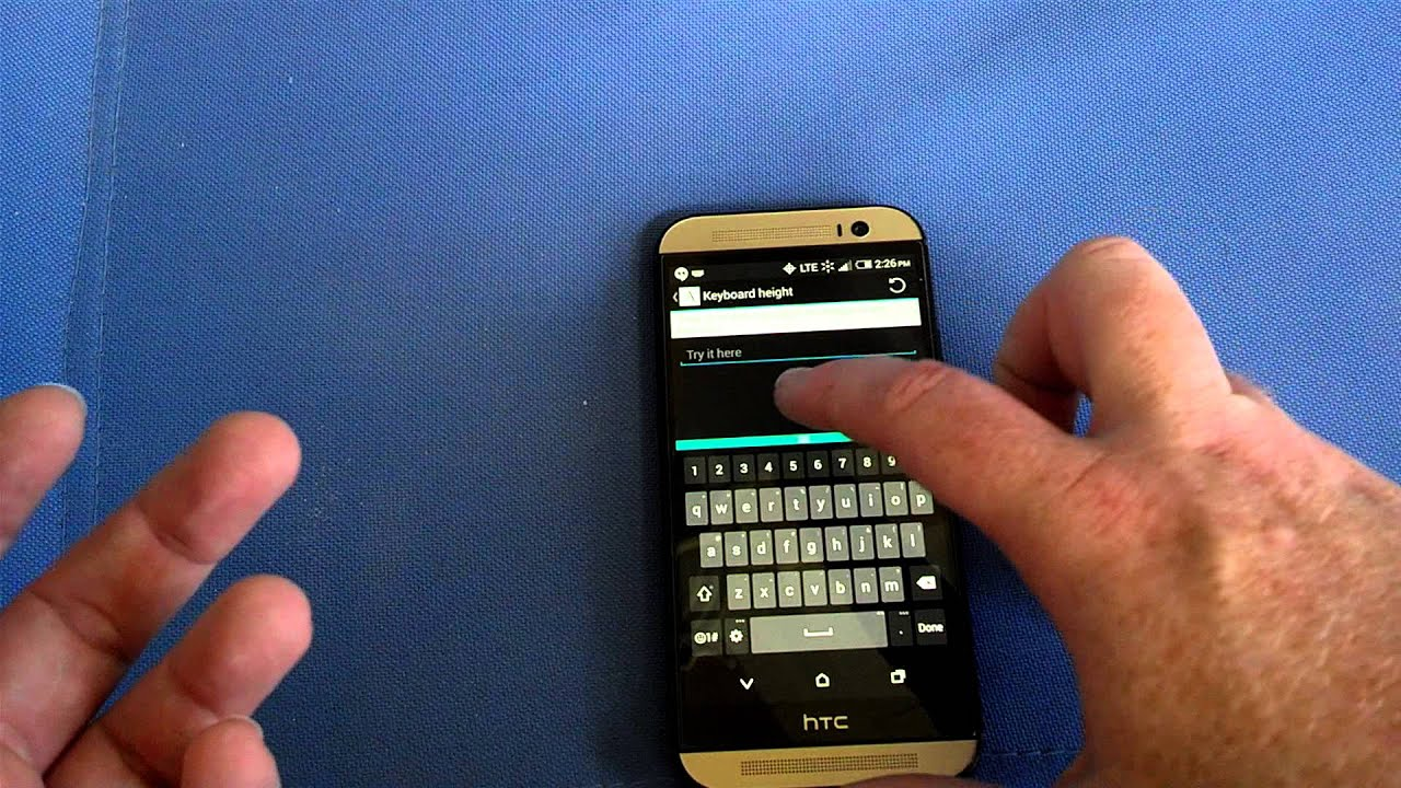 LG G3 keyboard for any android