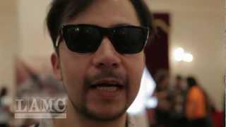LAMC 2012: Project Creativity (DJ Raff)