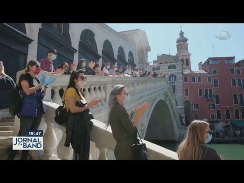 Pandemia: Itália afrouxa quarentena após dois meses