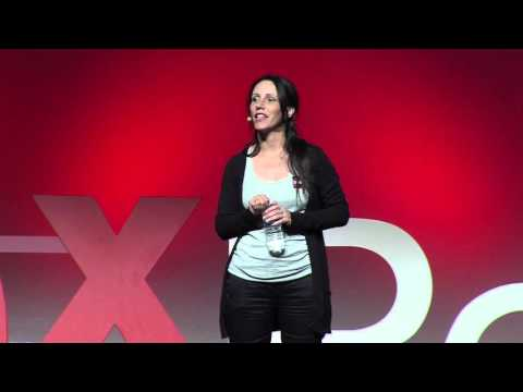 From battered woman to fighting woman | Rachel Jouvet | TEDxRennes