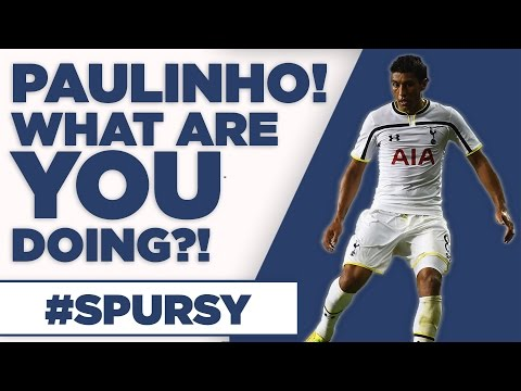 Paulinho! What Are You Doing?! | #Spursy | Spurred On