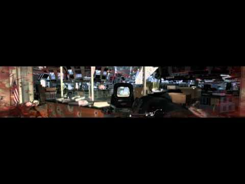 Modern Warfare 3 Extended (Triple Monitors / Eyefinity / Surround) [~4K]