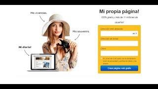 Como Editar la Página Web es.tl