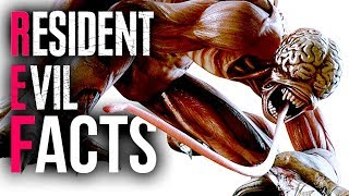 10 Resident Evil Facts You Probably Didn