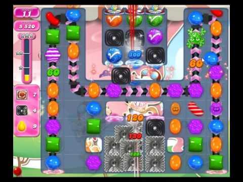 Candy Crush Saga Level 2296 - NO BOOSTERS